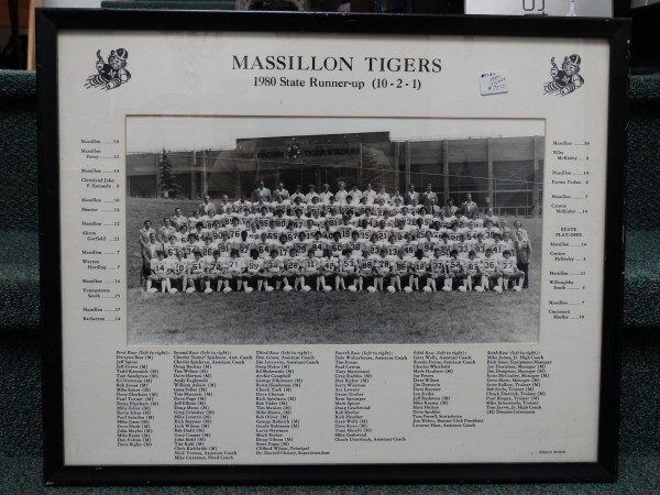 Massillon Tigers Fans ~ We have something for you!