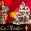 Enter to WIN a Christopher Radko Ornament